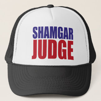 Shamgar Judge Trucker Hat