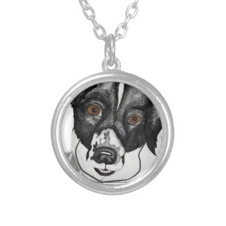 Shaming the Dog Mutt Round Pendant Necklace