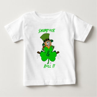 Shamrock and Roll T Shirt