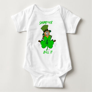 Shamrock and Roll Tees