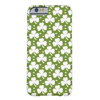 Shamrock Barely There iPhone 6 Case