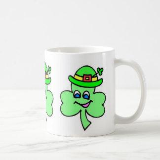 Shamrock Clover Irish Emblem Mug