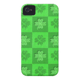 Shamrock Clovers Case-Mate iPhone 4 Case