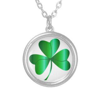 Shamrock Design Necklaces