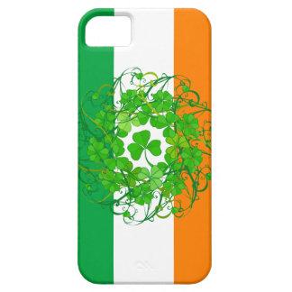 Shamrock Flag iPhone 5 Covers