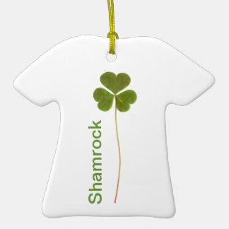 Shamrock for Saint Patrick s Day Ornaments