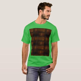 Shamrock Future Meets Nature Meets Ancient World T-Shirt