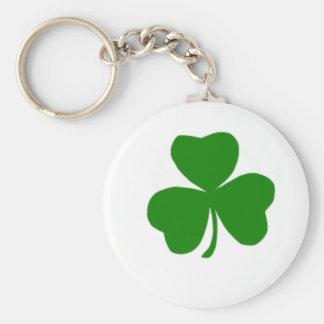 Shamrock Gift Keychain