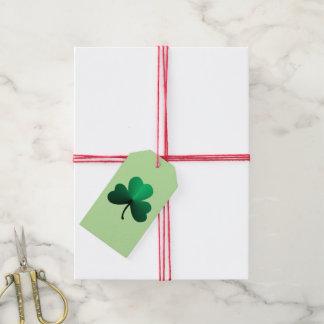 Shamrock Gift Tags