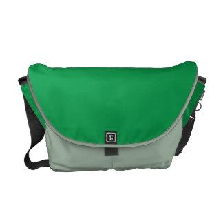 Shamrock Green Messenger Bags