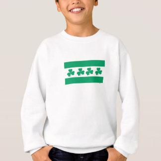 Shamrock Green River Sweatshirt