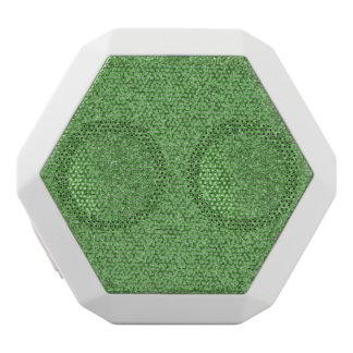 Shamrock Green Sparkles White Boombot Rex Bluetooth Speaker