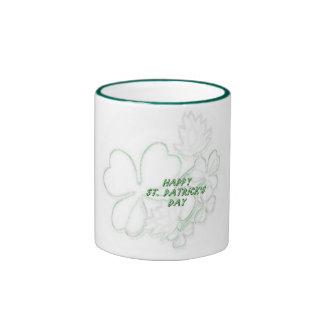 Shamrock Happy St. Patrick's Day Mug