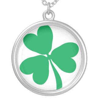 Shamrock/ Ireland Necklace