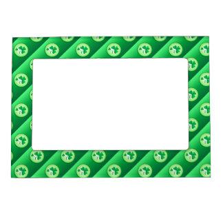 Shamrock Leaf Magnetic Frame
