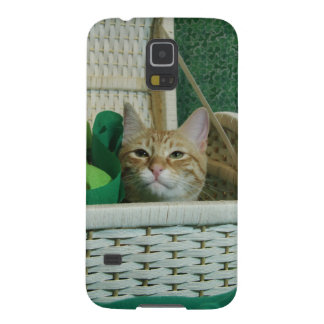 Shamrock Loki Galaxy S5 Cover