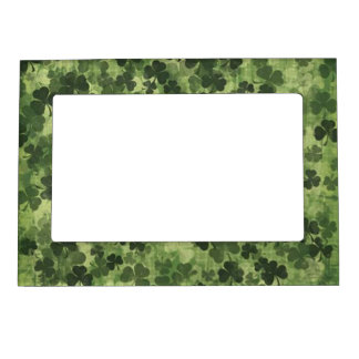 Shamrock Meadow 1 Magnetic Picture Frame