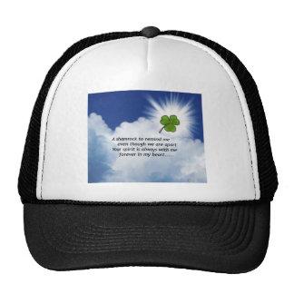 Shamrock Memorial Hat