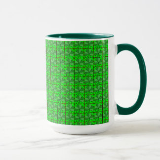 Shamrock mugs and drinkware