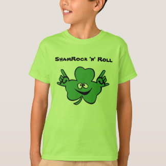 ShamRock 'n' Roll T-Shirt