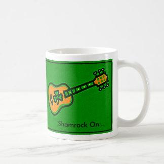 Shamrock On Products Coffee Mug