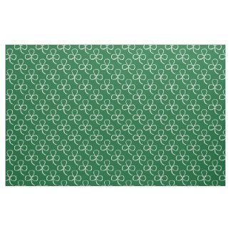 Shamrock Pattern | St. Patrick's Day Fabric