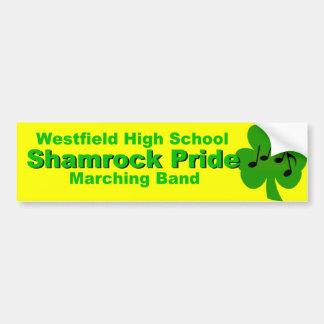 Shamrock Pride Bumper Sticker