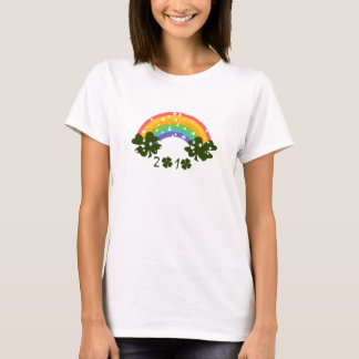 Shamrock Rainbow [2010] T-Shirt