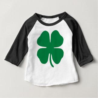 SHAMROCK ST PATRICK'S DAY TRUCKER HAT BABY T-Shirt