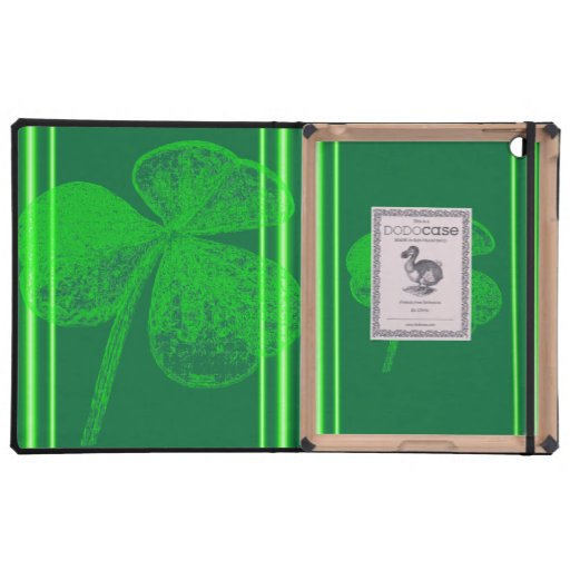 Shamrock Stamp DODOcase iPad for 2/3/4 Cover For iPad