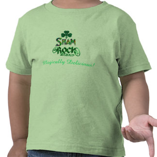 Shamrock Star Magically Delicious T-Shirt