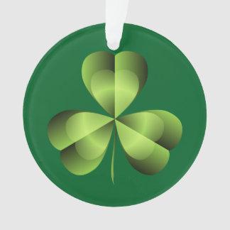 Shamrock Three Leaf Clover Graphic