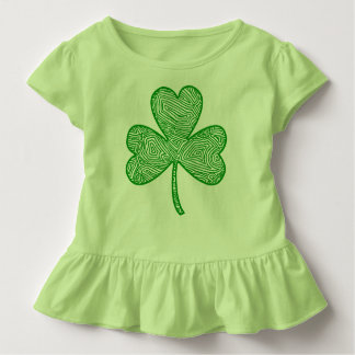 Shamrock Toddler T-Shirt