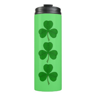 Shamrock Trio Thermal Tumbler