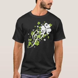 Shamrocks and Swirls T-Shirt