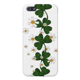 Shamrocks Cover For iPhone 5/5S