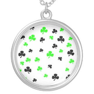 Shamrocks Custom Necklace