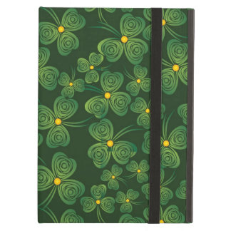 Shamrocks Design iPad Air Case