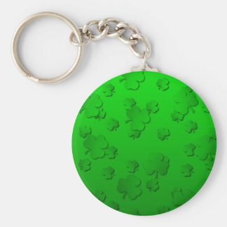 Shamrocks Keychain