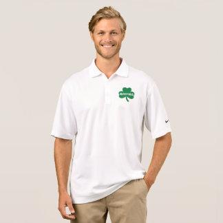 Shamrocks Men's Nike Dri-FIT Pique Polo Shirt