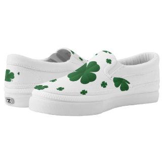 Shamrocks - multi printed shoes