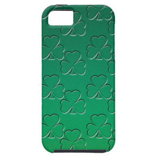 Shamrocks Tough iPhone 5 Case