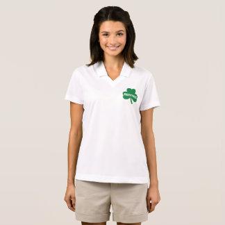 Shamrocks Women's Nike Dri-FIT Pique Polo Shirt