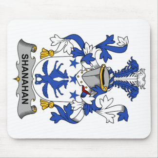 Shanahan Family Crest Mouse Pad