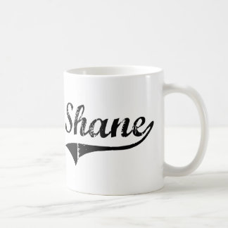 Shane Classic Style Name Coffee Mug