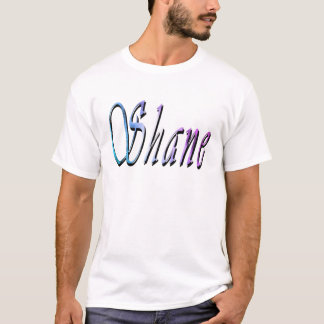 Shane Name Logo, T-Shirt