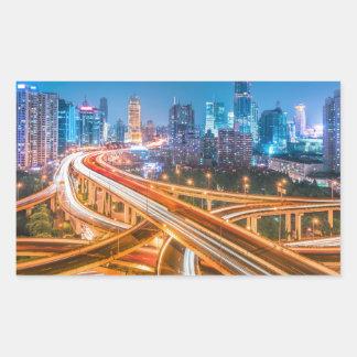 Shanghai Overpass 2 stickers