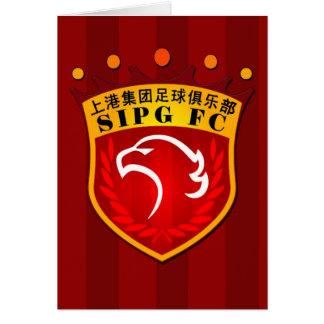 Shanghai SIPG F.C. Card