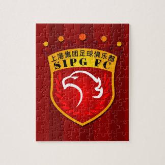 Shanghai SIPG F.C. Jigsaw Puzzle