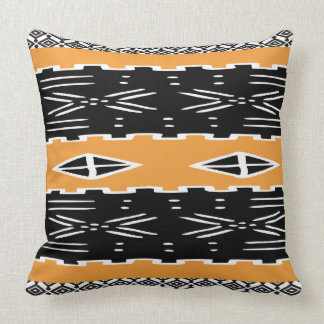 Shango Tribal Pillow